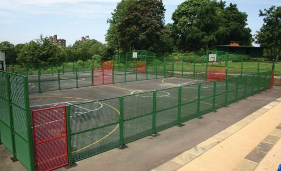 Top Shots Ballcourts