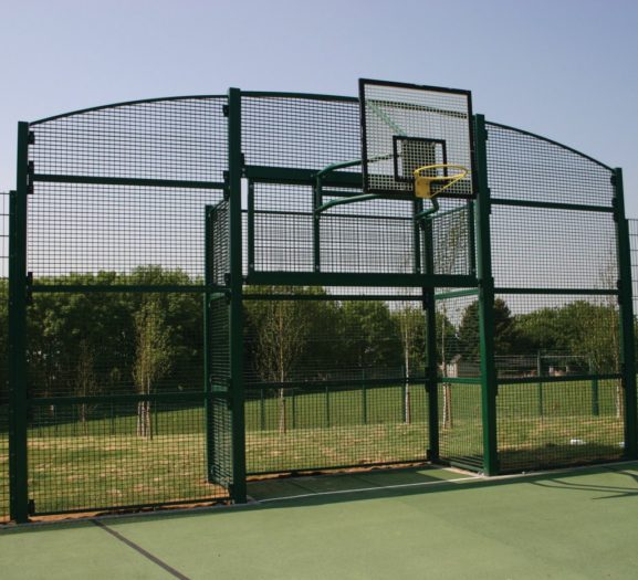 Striker Goal End – Top Shots Ballcourts