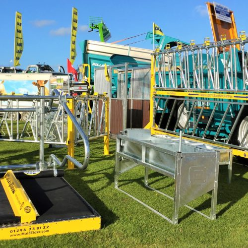 Royal Cornwall Show Awards 2015