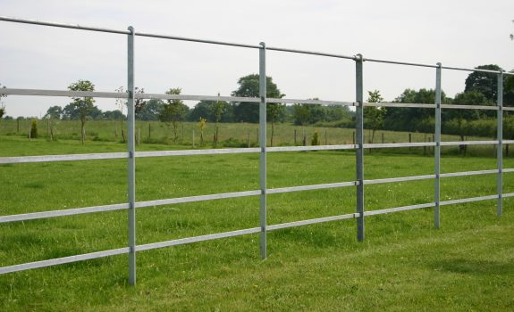 Sterndale Estate Fencing